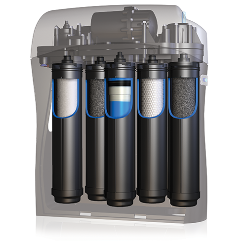 Kinetico K5 Drinking Water Station Systems