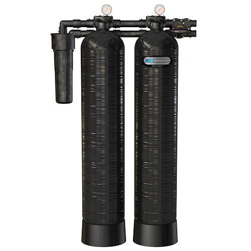 Carbon Backwashing Filter | Kinetico Water Systems