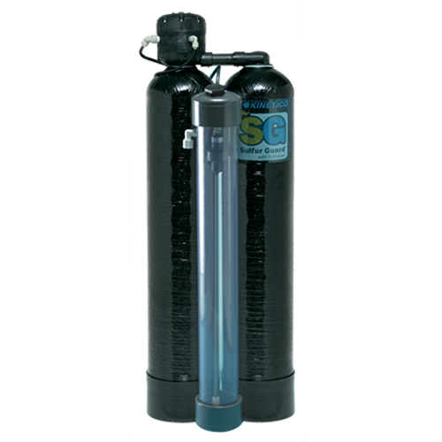 Calcite Backwashing Filter | Kinetico Water Systems