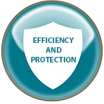 Efficiency and Protection