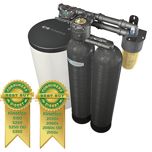 Kinetico Premier Series Water Softener