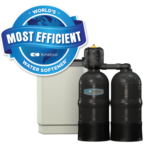 World S Most Efficient Water Softener Kinetico Premier Series