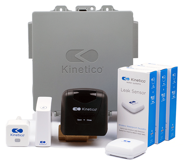 Kinetico Leak Detection System