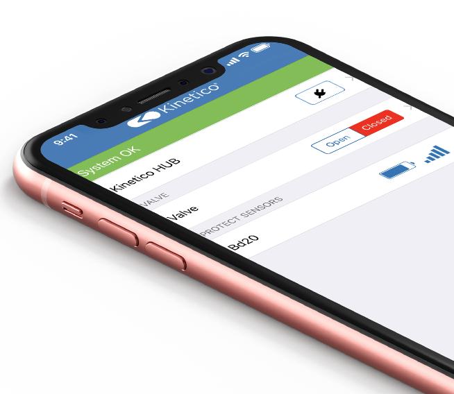Kinetico App