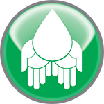 Efficient Water Production Icon