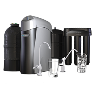 Kinetico K5 and A200 Drinking Water Systems