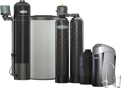 Kinetico Well Water Treatment Products