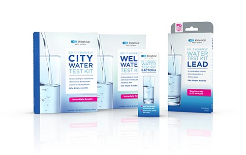 DIY water test kits