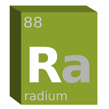 Radium Element Icon
